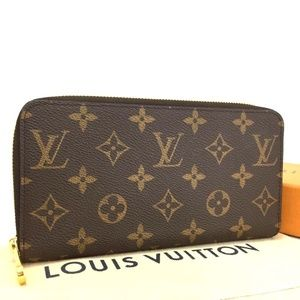100% Auth Brand New Louis Vuitton Zippy Wallet